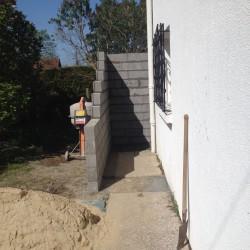 préparation escalier 2