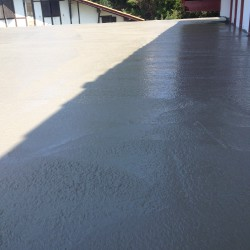 coulage plancher terrasse