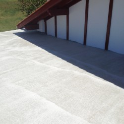 coulage plancher terrasse 12